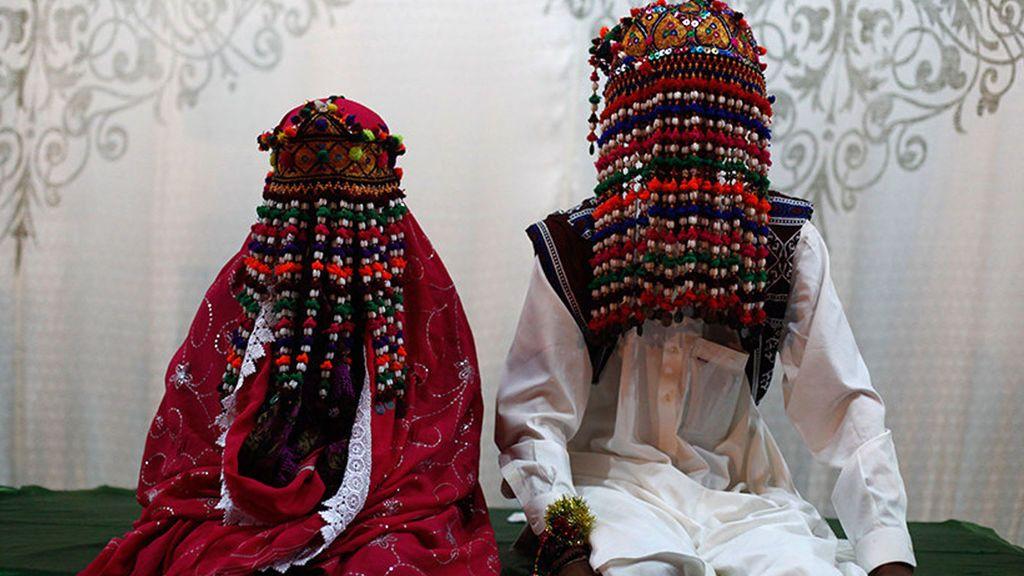 La Policía detiene a un hombre de 22 años por casarse con una niña de 5 en Pakistán