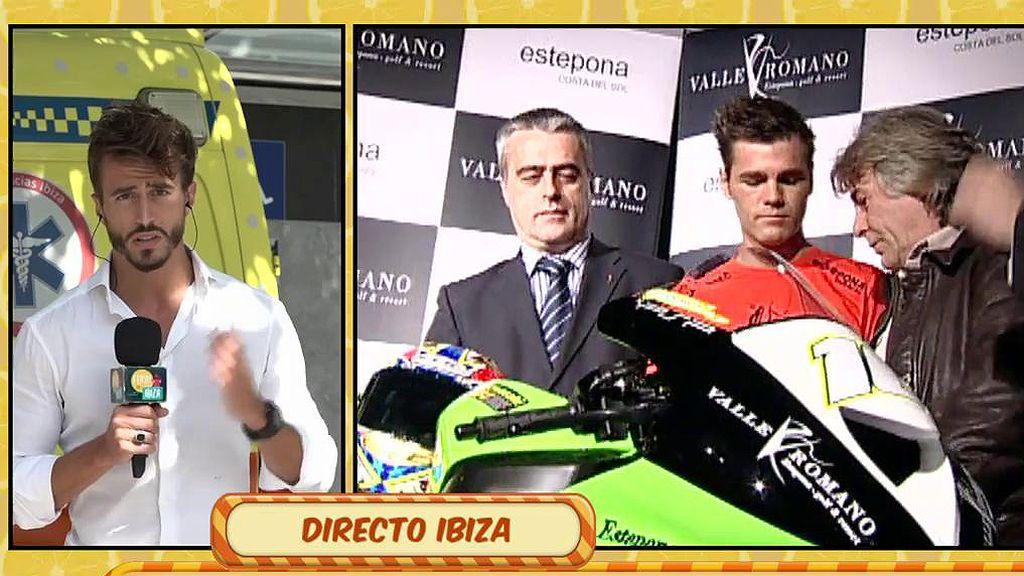 Marco Ferri nos cuenta la última hora de Ángel Nieto tras su grave ...