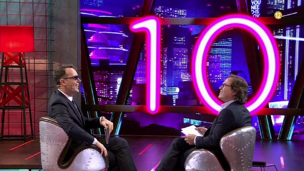 """Pepe Navarro responde: """"¿Te llega el amor para tanta ex?"""" El lunes 31, en Telecinco"""