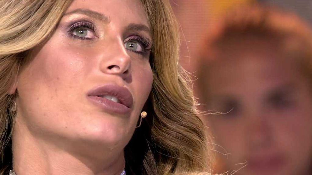 """Paola emocionada: """"Tengo un carácter difícil porque he tenido una vida difícil"""""""