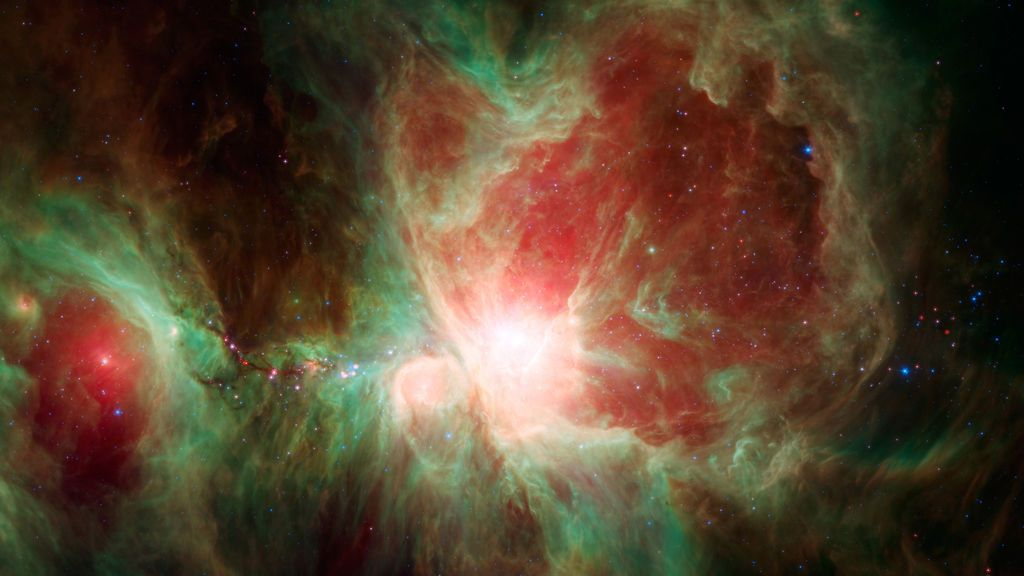 Astrónomos descubren tres poblaciones diferentes de estrellas bebé en la Nebulosa de Orión