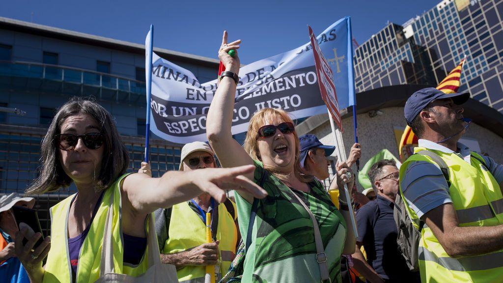Más de 70.000 pruebas suspendidas por la huelga de examinadores, según la DGT