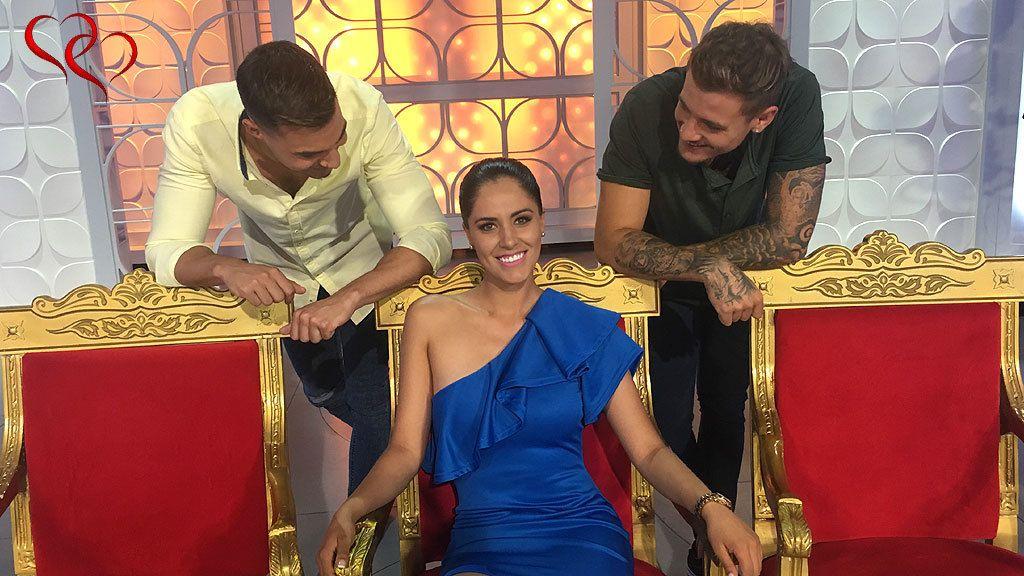 Ariana, Iván y Cristian, los tronistas del verano