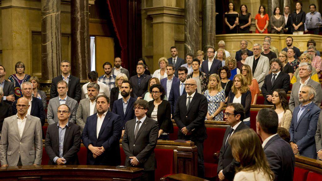 El Consejo de Estado ve fundamentos para recurrir al TC la reforma exprés del Parlament