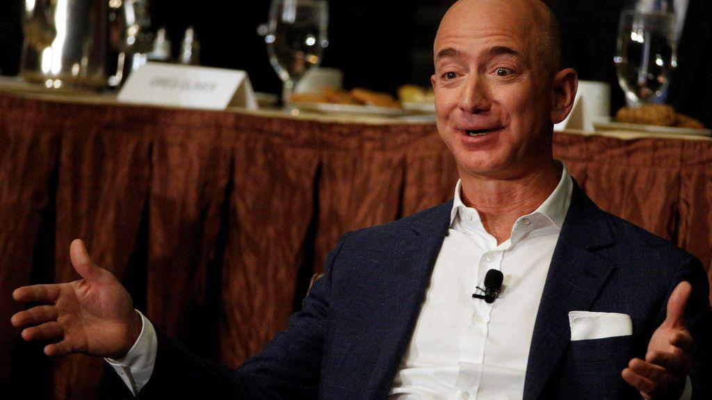 El dueño de Amazón se convierte en la nueva persona más rica del mundo