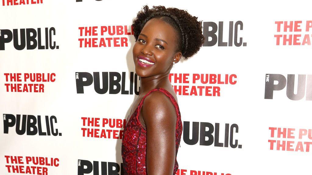 Seguro que tú tampoco reconociste a Lupita Nyong'o en la Comic-Con