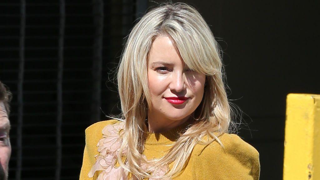 Kate Hudson sorprende con su cambio de look