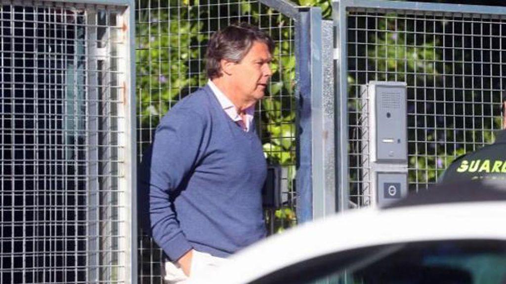 Pablo González deposita la fianza de 200.000 euros para salir de prisión
