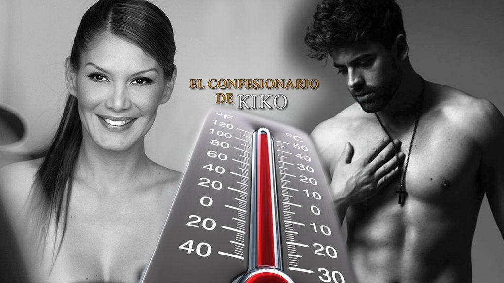 Ivonne Reyes y Sergio Ayala protagonizan su posado más sexy