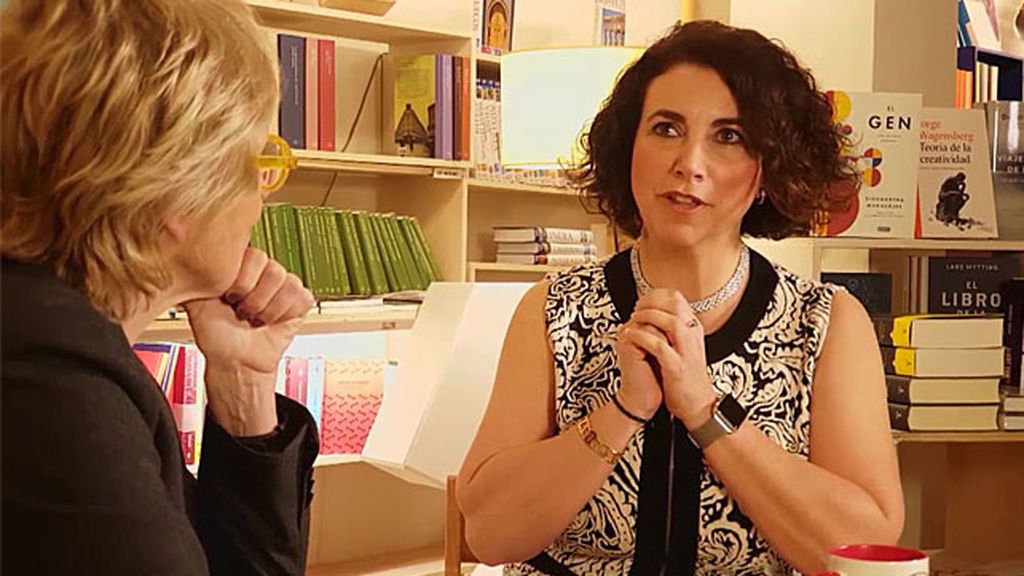 """Isabel Montes, de 'Expiación': """"Cuando terminé de leerlo me tiré desolada llorando al suelo"""""""