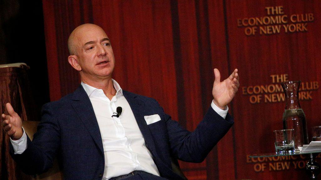 La felicidad le duró pocas horas: Jeff Bezos ya no es la persona más rica del mundo