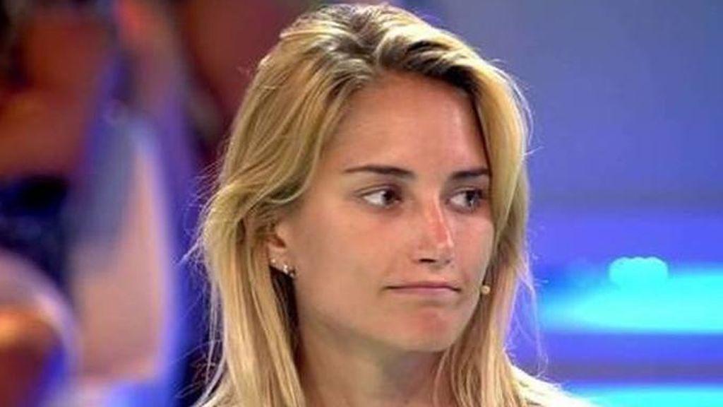 """La carta de Alba Carrillo a Jorge Javier Vázquez: """"Estallé con quien no lo merecía, estaba cansada"""""""