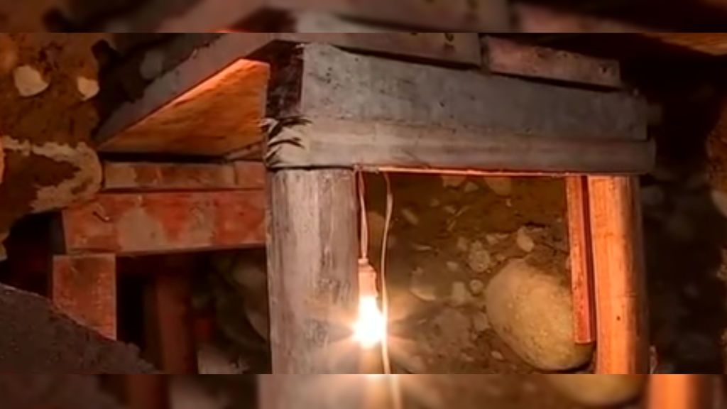 Cava un túnel debajo de la casa de sus vecinos para buscar oro en Perú