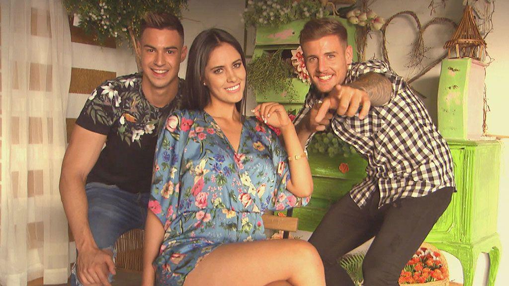 Ariana, Iván y Cristian se enfrentan a un agosto lleno de amor como tronistas del verano