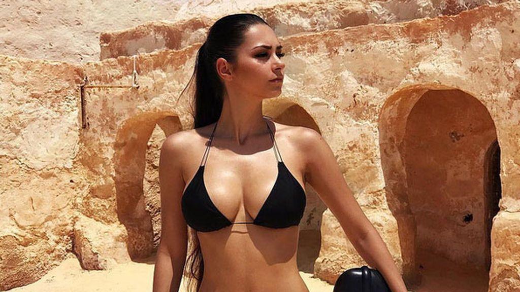 Helga Lovekaty, ¿la modelo rusa que ha devuelto la ilusión a James Rodríguez?