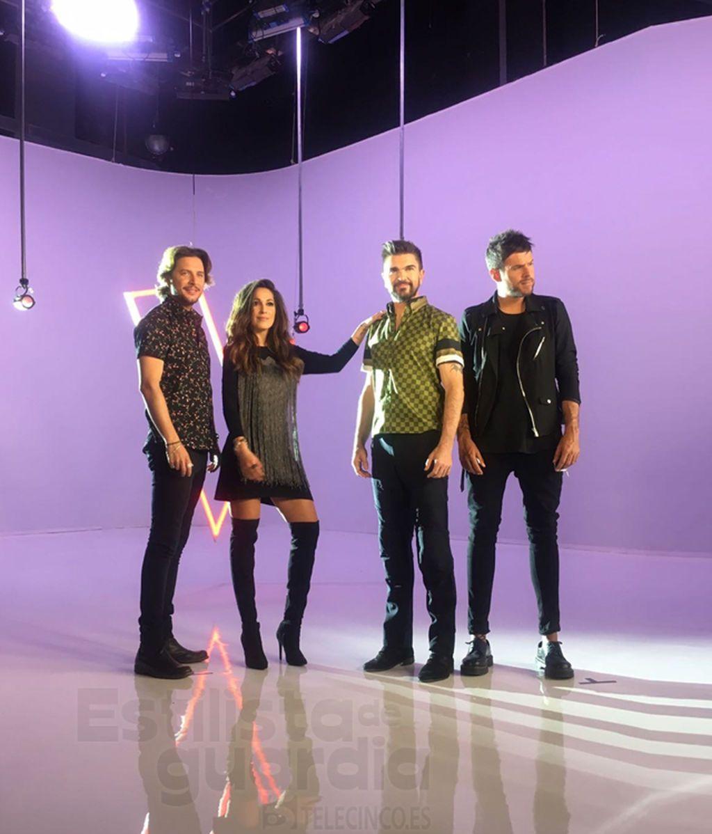 La Voz, en otoño 2017 volverá a Telecinco.