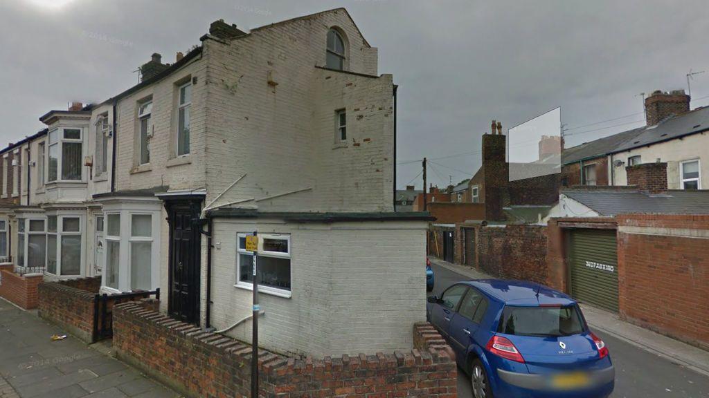 La casa más peligrosa de Reino Unido a la venta por 1 euro