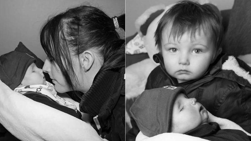 Denuncia ataques en Internet por publicar fotos de su bebé muerto