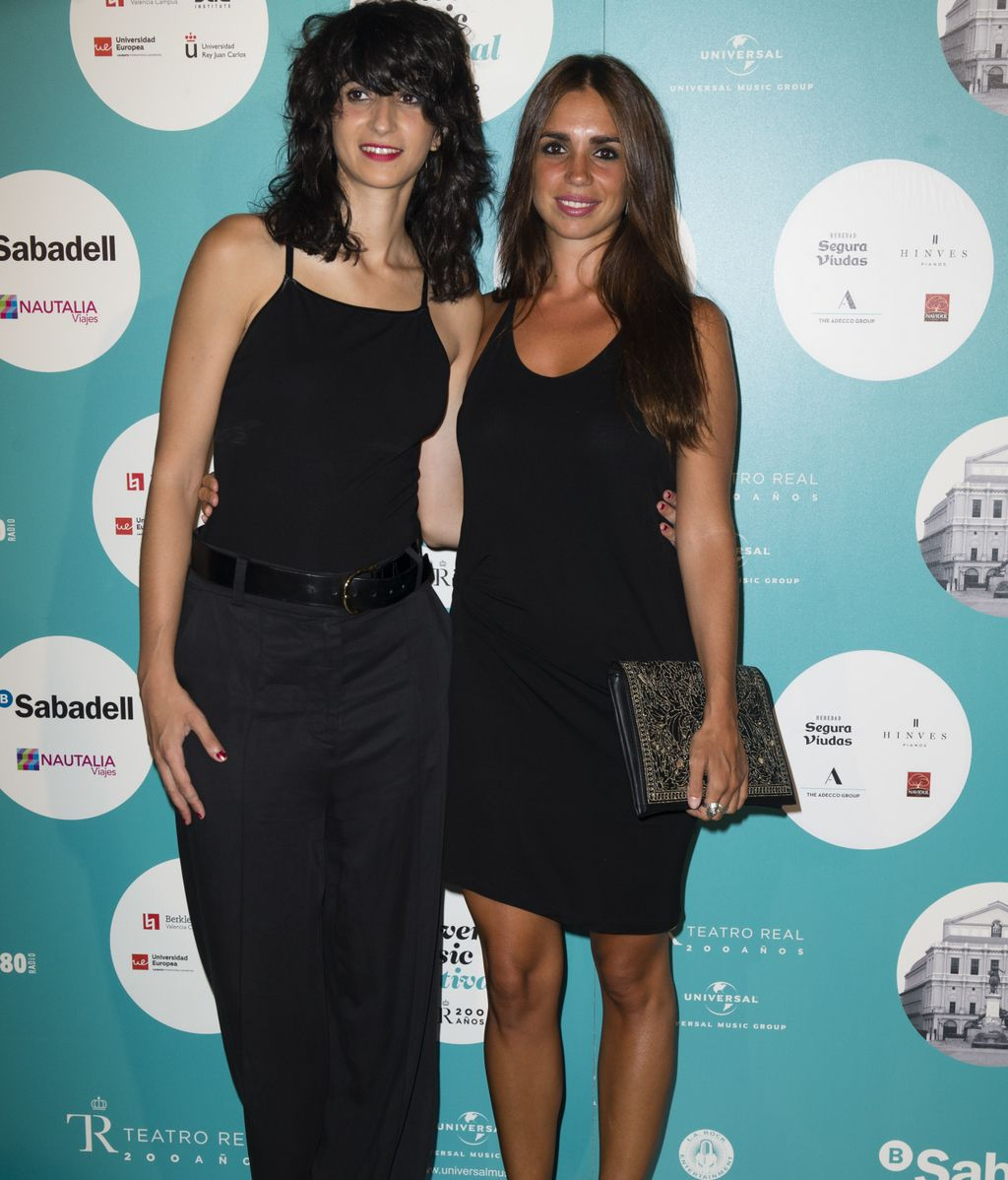 Paz Padilla, Eugenia Martínez de Irujo y otros famosos disfrutan del concierto de Rosario en Madrid