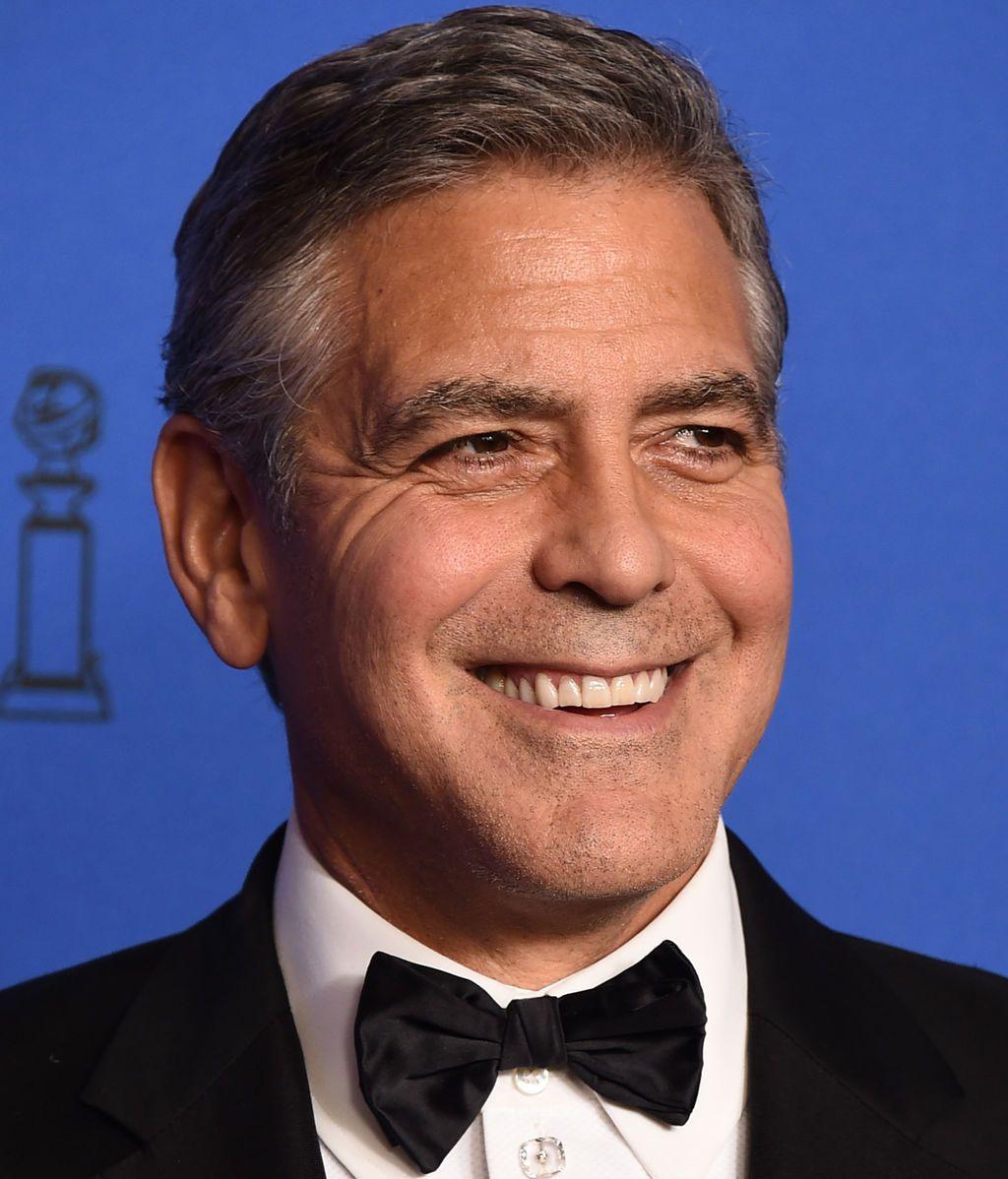 1. George Clooney