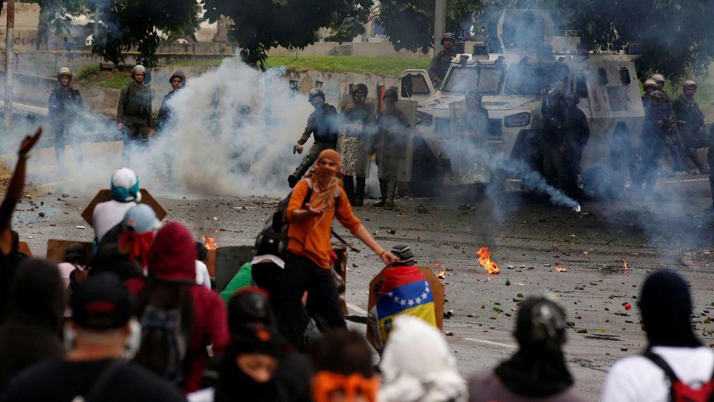 Venezuela elige su Asamblea Constituyente inmersa en una escalada de violencia imparable