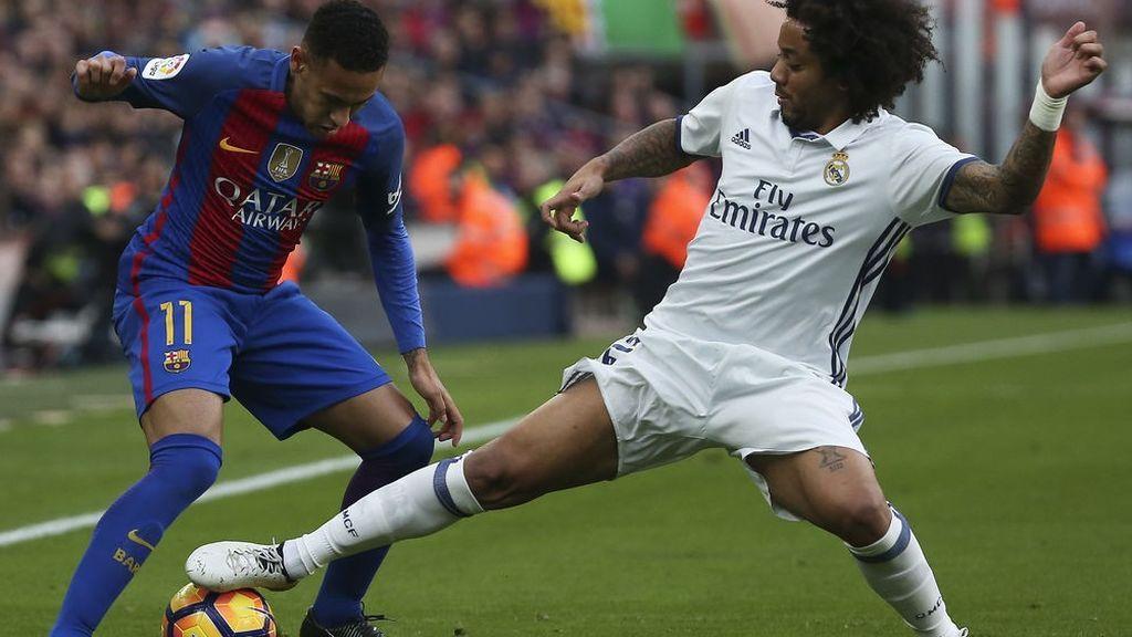 El Clásico no es ningún amistoso ni para el Real Madrid ni para el Barça