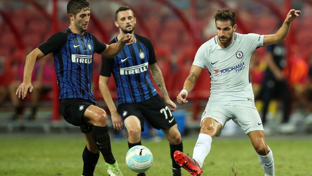 El Inter de Milán gana a un Chelsea que dominó el  juego pero no las ocasiones (1-2)