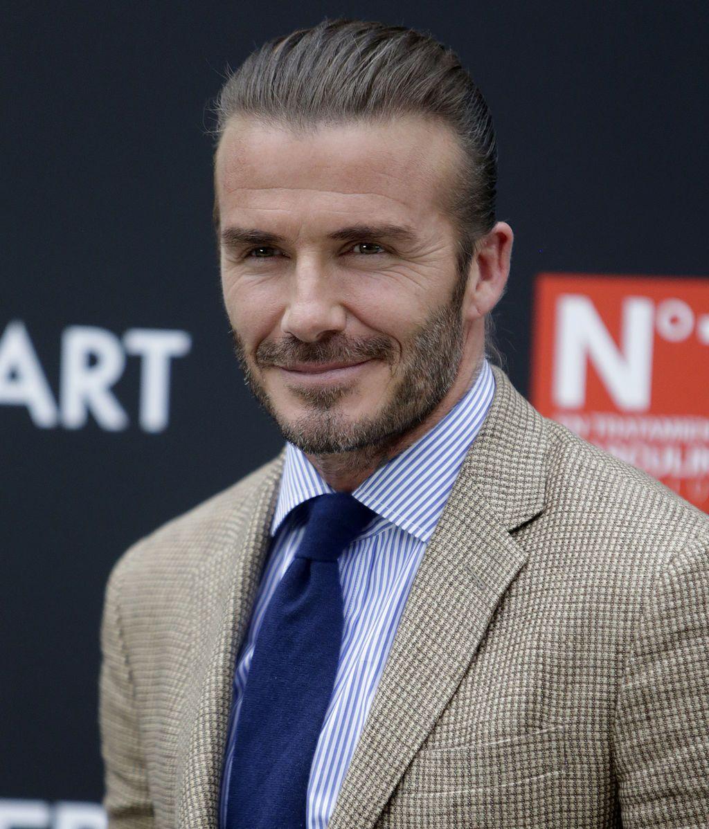 5. David Beckham