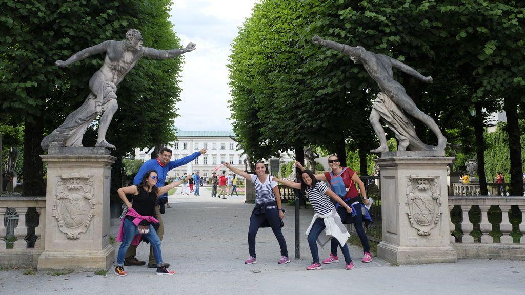 Salzburgo y el espíritu de Julie Andrews