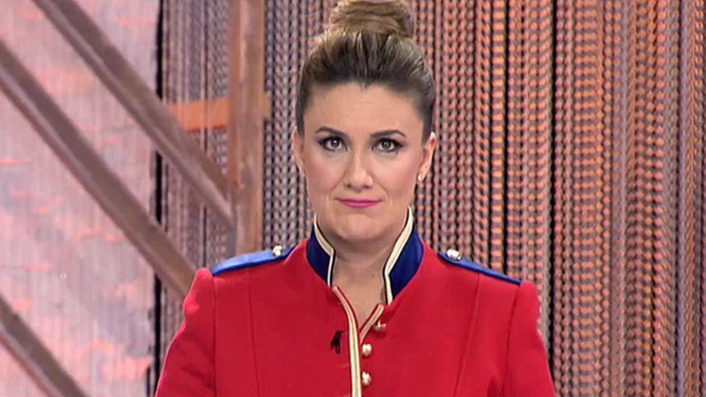 Carlota Corredera denuncia un 'bulo' y 'estafa' relacionado con su pérdida de peso