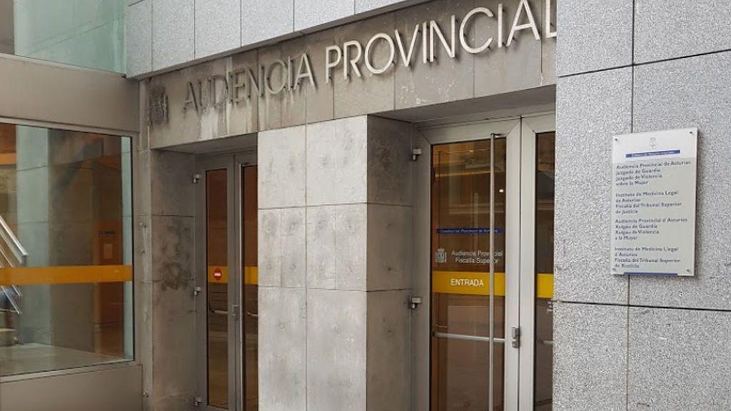 Audiencia Provincial Oviedo