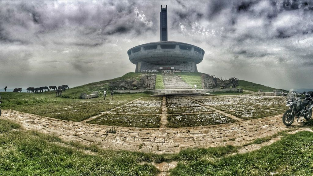 Monumento Buzludja, Kazanlak, Bulgaria