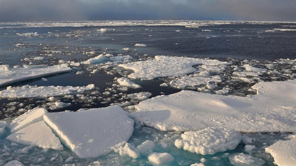 El deshielo ártico vaticina un corte de agua cálida en el Atlántico Norte