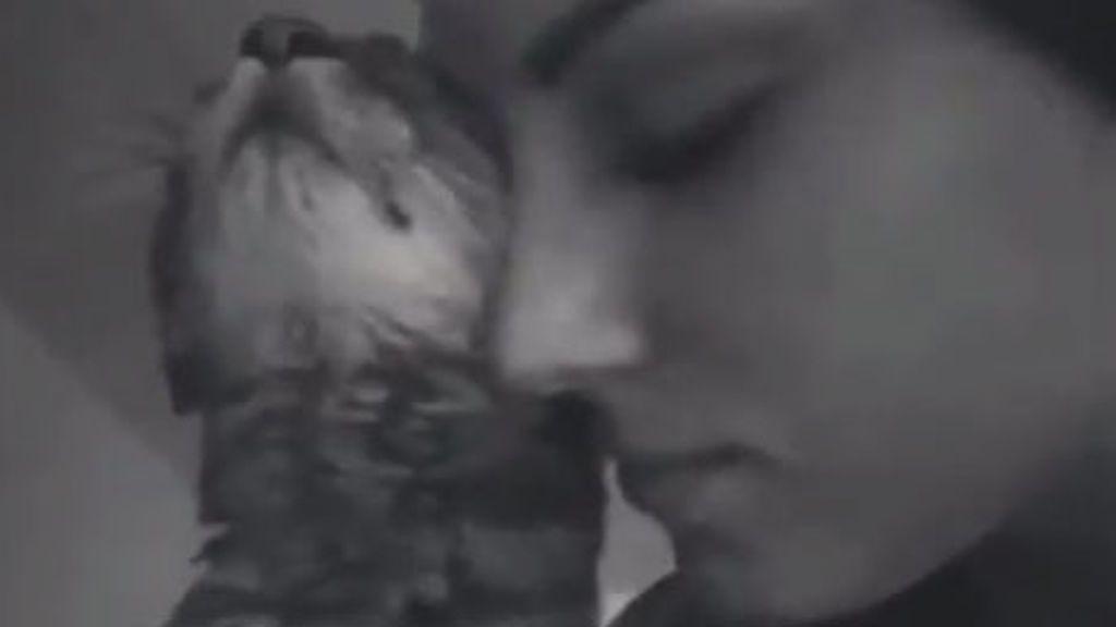 """Edurne  dice adiós a Paquito: """" Qué duro ha sido despedirme de ti"""""""