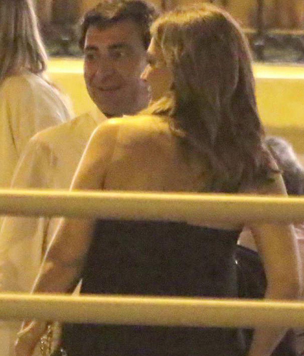'Sálvame' nos presenta al nuevo novio de Raquel Bollo