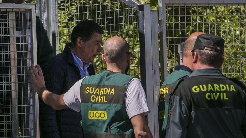 Ignacio González seguirá en prisión