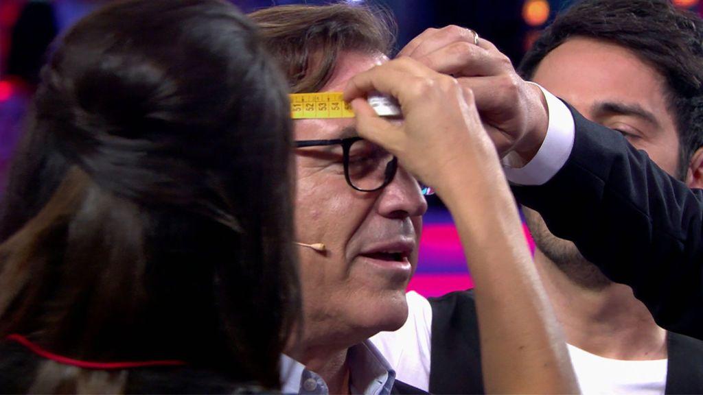 Risto Mejide o Pepe Navarro: ¿Quién la tiene (la cabeza) más grande?