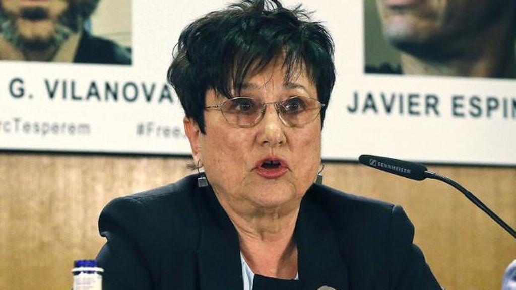 Fallece Malén Aznárez, presidenta de la Sección Española de Reporteros Sin Fronteras