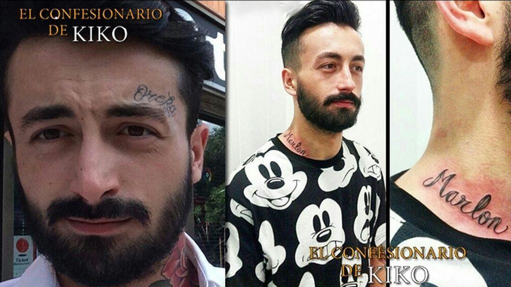 ¡Aritz 'GH 16' se tatúa la cara y nos enseña la retaguardia!el