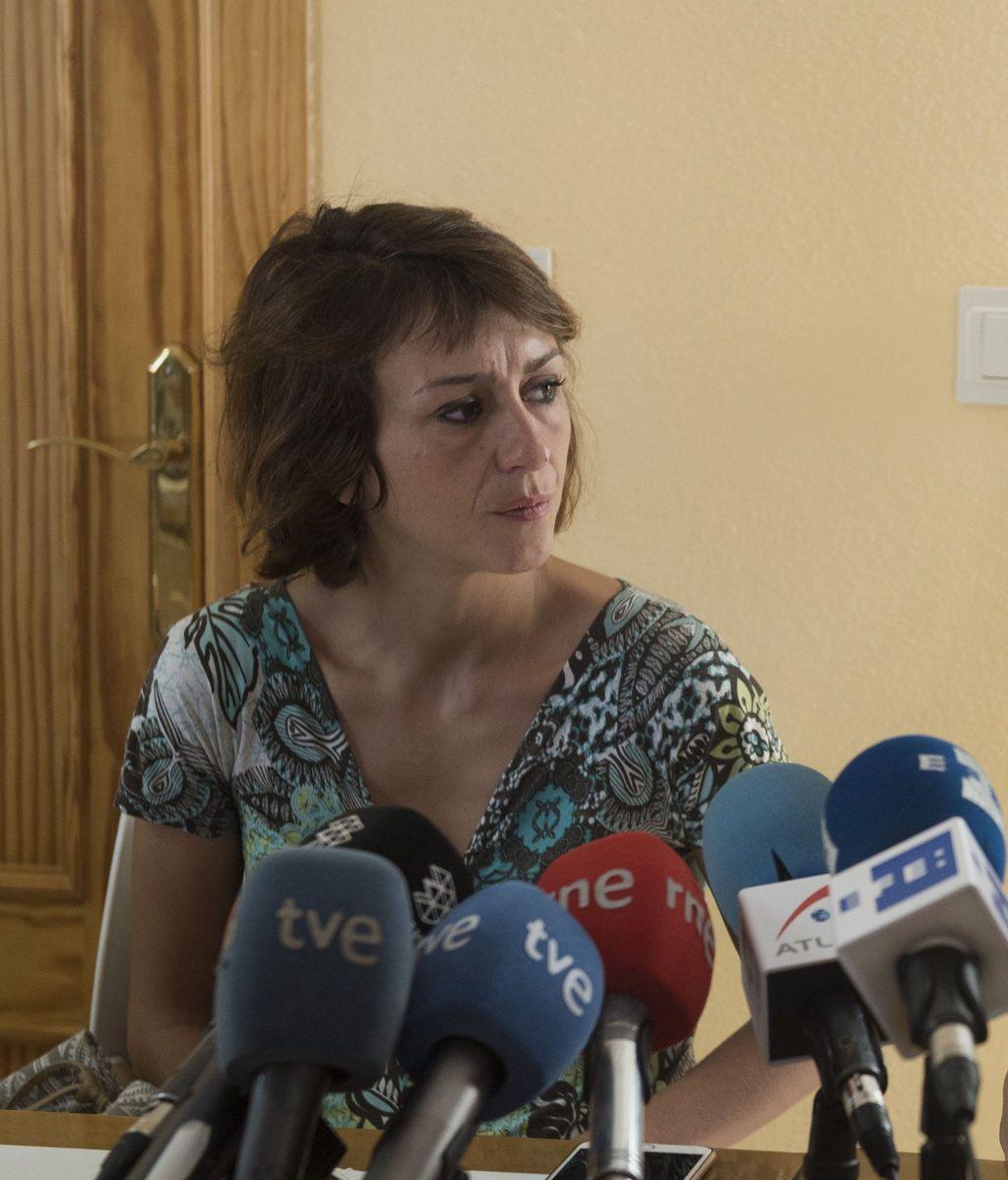 Los abogados de Juana Rivas presentan recurso de amparo en el Tribunal Constitucional