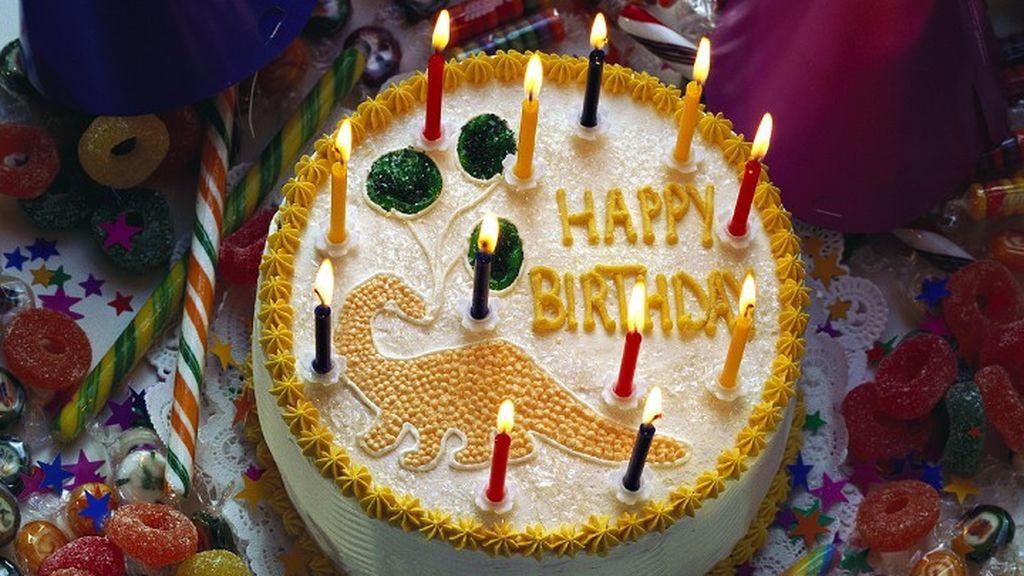 Soplar las velas de cumpleaños… ¡puede ser malo para la salud!