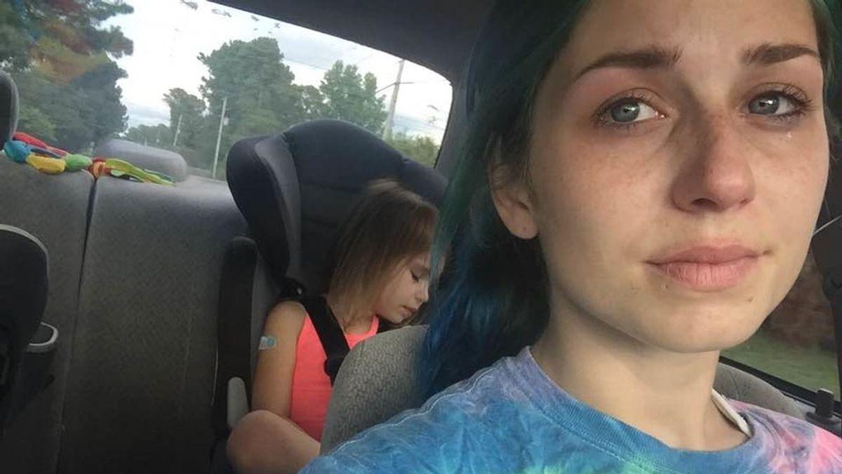 """""""No puedes juzgarme"""": El aplaudido mensaje de una madre con una hija con TDAH que se ha hecho viral"""