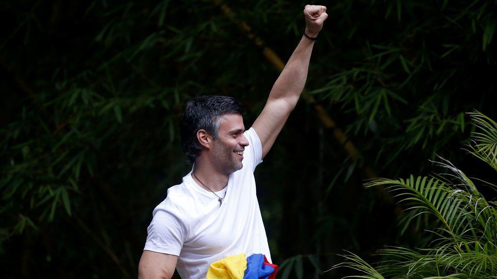 Leopoldo López y Antonio Ledezma, arrestados otra vez