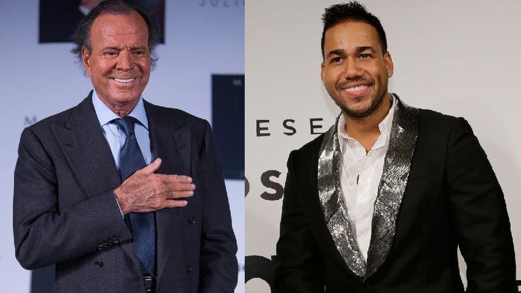 Julio Iglesias y Romeo Santos cantan a dúo una canción… ¡dedicada al pene!