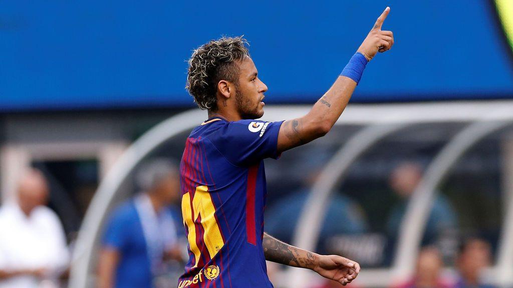 Oficial: Neymar anuncia a sus compañeros que se va del Barça