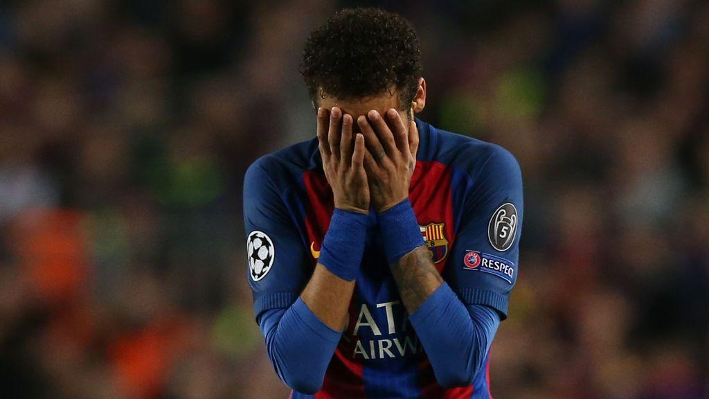 Las redes se ceban con Neymar y su inminente fichaje por el PSG