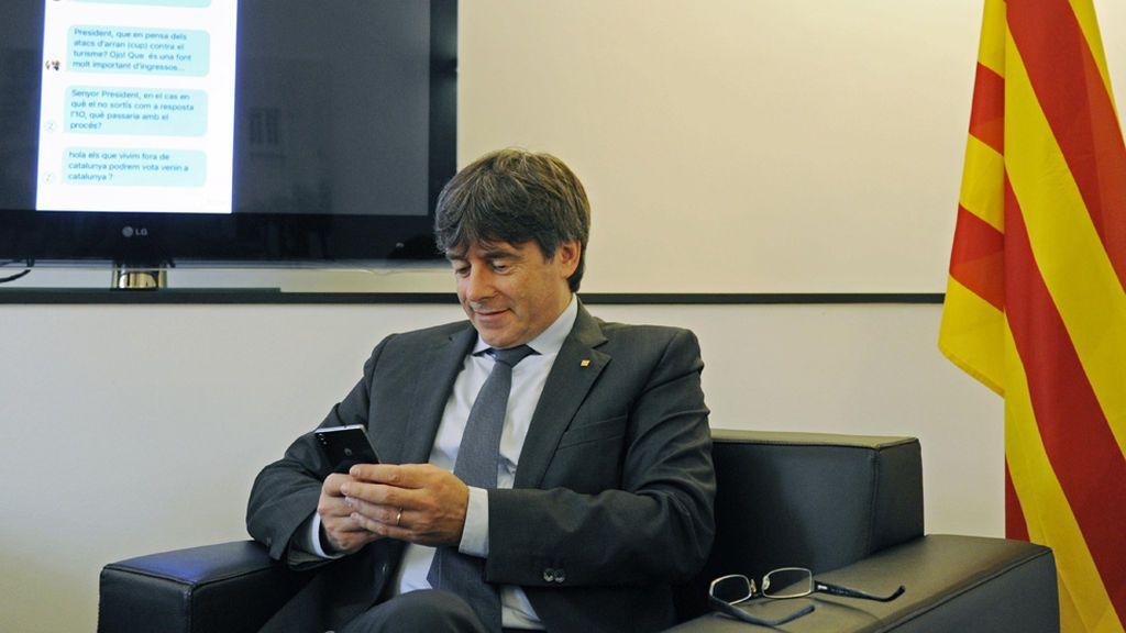 El castellano seguiría siendo cooficial en una Cataluña independiente