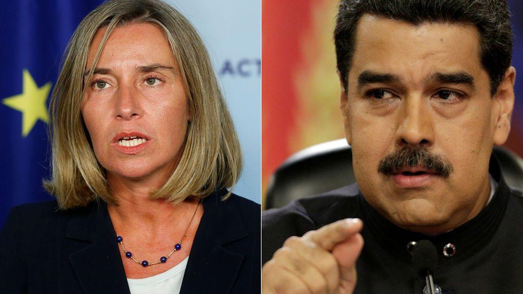 La UE no reconocerá la Asamblea Constituyente y avisa a Nicolás Maduro