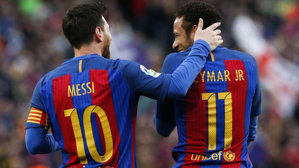Las primeras palabras de Neymar tras anunciar que deja el Barça