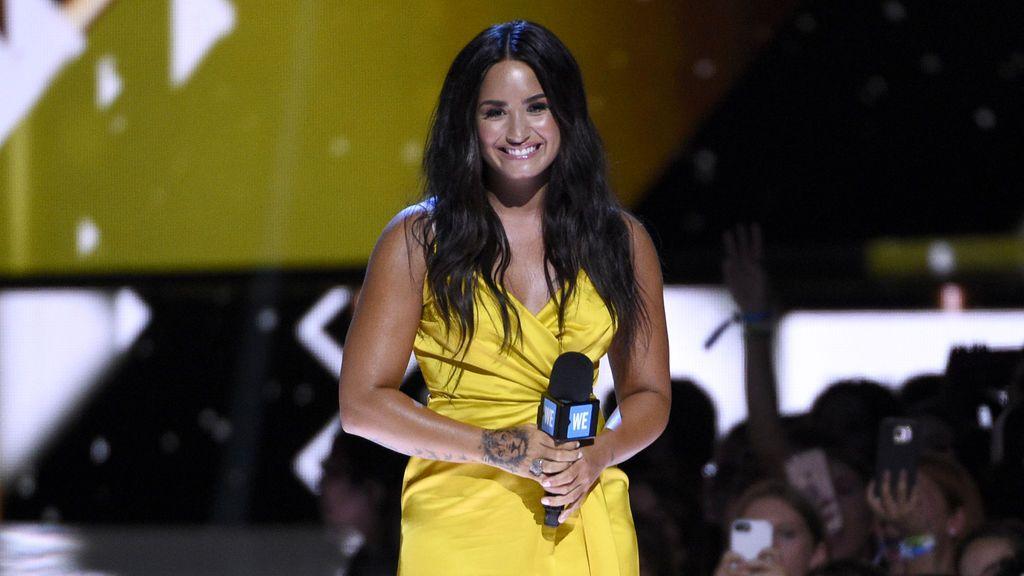 """Demi Lovato, cansada de la etiqueta de bipolar: """"Es algo que tengo, no es quien soy"""""""